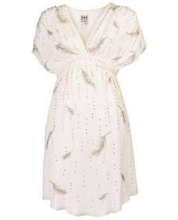 Haute Hippie Embellished Feather Dress   Knit Wit   farfetch