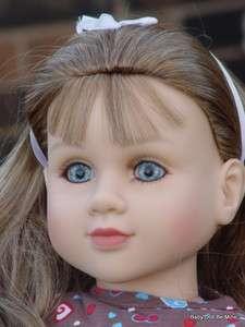 Box ~*~ My Twinn ~*~ Doll Callie~*~ Light Brown Hair and Blue Eyes