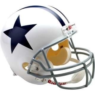 Dallas Cowboys Helmets Riddell Dallas Cowboys Deluxe Replica Throwback
