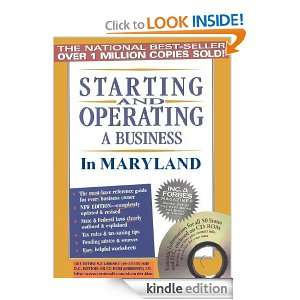 in Maryland (Starting and Operating a Business in the U.S.) Michael