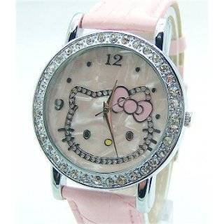 Miss Peggy Jos   Hello Kitty Heart Shape Quartz Watch