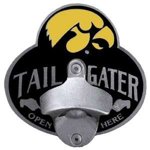 BSS   Iowa Hawkeyes NCAA Tailgater Logo Hitch Cover