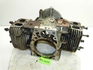 CASE/Ingersoll 446 racor Onan B43M 16hp Engine Block  