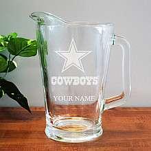 Boelter Dallas Cowboys Customized 60oz Pitcher