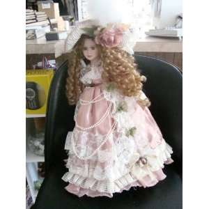 BEAUTIFUL DESIREE ANASTASIA COLLECTION DOLL/COA