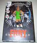 WWE Unmatched Fury Series 4 figure statue Umaga wwf classic superstar