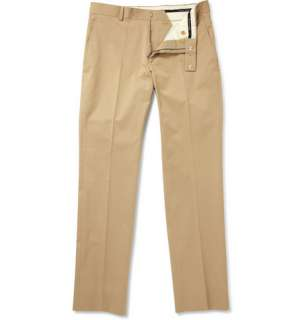 Ralph Lauren Black Label Straight Leg Cotton Blend Chinos  MR PORTER