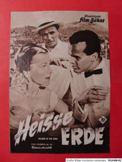 Heisse Erde (1957) IFB 3862 James Mason Joan Fontaine Dorothy