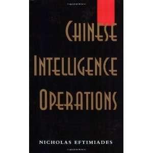 Chinese Intelligence Operations Espionage Damage