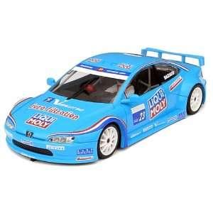 Spirit   Peugeot 406 Silhoutte Liqui Moly blue Slot Car