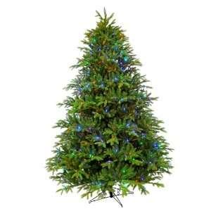 Barcana 7 1/2 Foot Alaskan Deluxe Fir Slim Christmas Tree