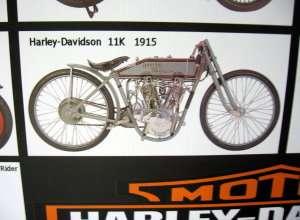 Harley Davidson 46 motorcycles 1907 80 history POSTER