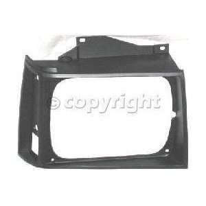 HEADLIGHT DOOR gmc JIMMY S15 s 15 83 90 chevy chevrolet S10 PICKUP s