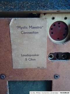 Grundig Majestic HIFI 8050 USA Truhen Radio/Plattenspieler 50er Jahre