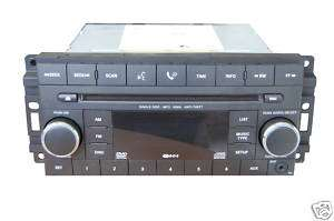 CHRYSLER DODGE JEEP VW ROUTAN CD  PLAYER RADIO TOP