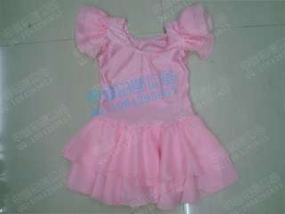 Ballet Costume Tutu Skirt Gymnastics Leotard Dance Dress SZ 5 8 |