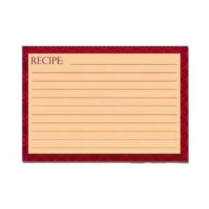 By Meadowsweet Kitchens 20 Recipe Cards   miniprint: Home