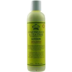 Nubian Heritage Lotion Lemongrass & Tea Tree 8 Oz Beauty