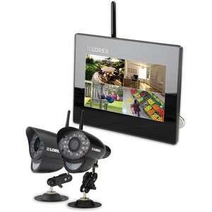 Lorex LW292 Wireless Video Monitoring System Remote View .100 240 Volt