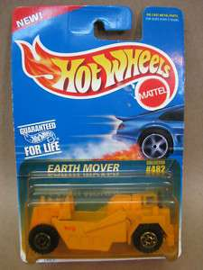 482 Hot Wheels Diecast car 16053 earth mover 1995 new