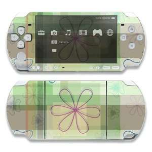 Protector Skin Decal Sticker for Sony Playstation PSP Slim / PSP 3000