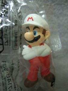 Nintendo Game SUPER MARIO BROS. Mini Figure FIRE MARIO