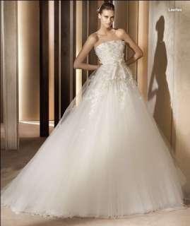 Bridal Gown Wedding Dress Custom size 4 6 8 10 12 14 16 18 20+
