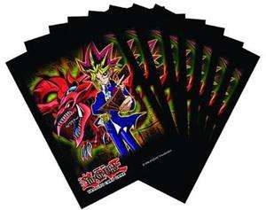 Slifer & Yugi Official Yugioh Deck Protectors Sleeves