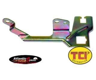 TCI 700 R4 200 4R TRANSMISSION TRANS TV CABLE BRACKET CARTER QUADRAJET