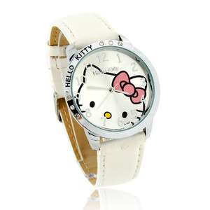 Fashion HelloKitty Girls Lady Kids Casual Wrist Watch NEW Brand New