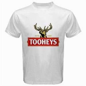 Tooheys Beer Logo New White T Shirt