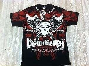 Licensed UFC Death Clutch Brock Lesnar UFC 121 Black Walkout Shirt