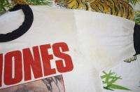 RAMONES Vintage Concert SHIRT 80s TOUR T RARE ORIGINAL Pet Sematary