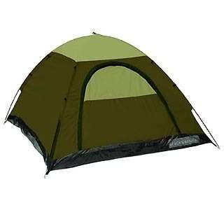 Stansport Hunter Buddy 2 Person Forest/Tan 3 Season Camping
