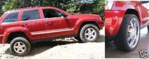 05 09 Jeep Grand Cherokee & 05 09 Commander 2 Lift Kit