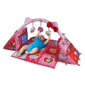 VTech Baby 80 125004   Hello Kitty 2 in 1 Spieldecke