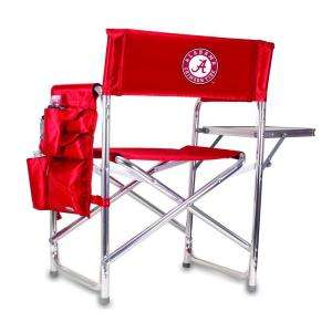 Time, Inc. Sports Chair   Red Embroidered (U of Alabama Crimson Tide