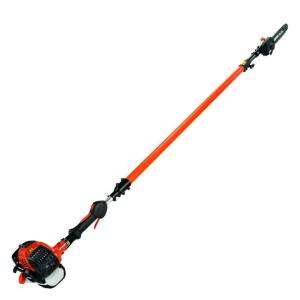 ECHO 12 in. 25.4 cc Bar Telescoping Gas Pole Pruner PPT 266H at The