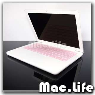 TP PINK Keyboard Cover Skin for OLD Macbook A1181