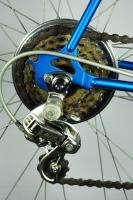 Vintage Schwinn Le Tour Luxe Steel Road Bicycle Blue 59cm Bike Shimano