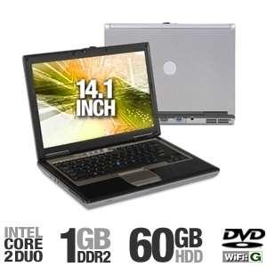 Dell Latitude D630 Notebook Computer   Intel Core 2 Duo 1.83GHz, 1GB