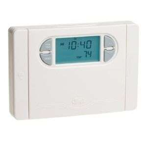 Hunter 44550 Programmable Thermostat   7/4, Digital, Energy Monitor