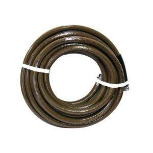 Contractors Choice 5/8 In. X 50 Ft. Mean Brown Garden Hose MBR5/8X50