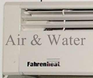 Fahrenheat 120V Portable Electric Baseboard Heater With 1,500 Watts