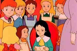 Die kleine Prinzessin Sara   Die komplette Serie 4 DVDs