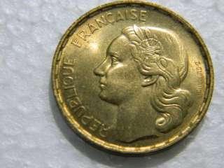1953 France 50 Francs UNC