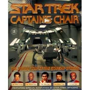 Star Trek   Captains Chair  Software