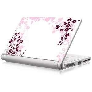 Notebook Cover Skin  PINKES EFEU  Laptop Folie  Computer