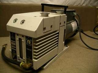 Trivac D16B 3/4 HP Vacuum Pump