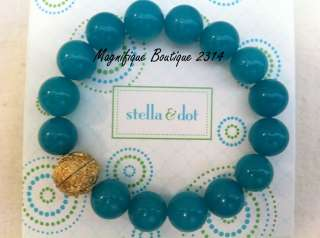 NEW Stella & Dot Layla Stretch Bracelet   So Beautiful